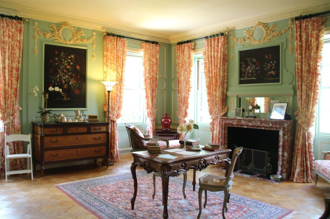 Edith Wharton's Sitting Room